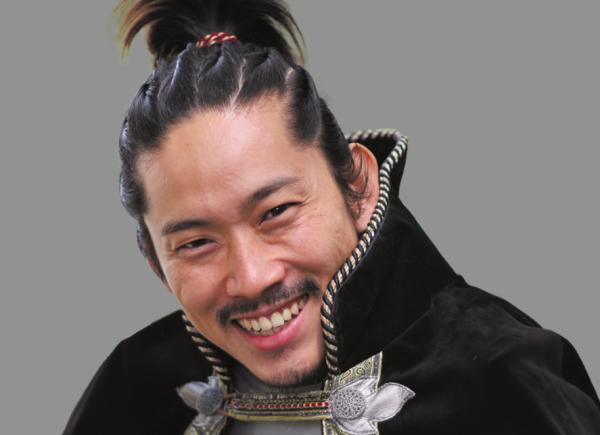 名古屋おもてなし武将隊 織田信長