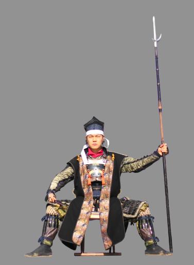 名古屋おもてなし武将隊 加藤清正