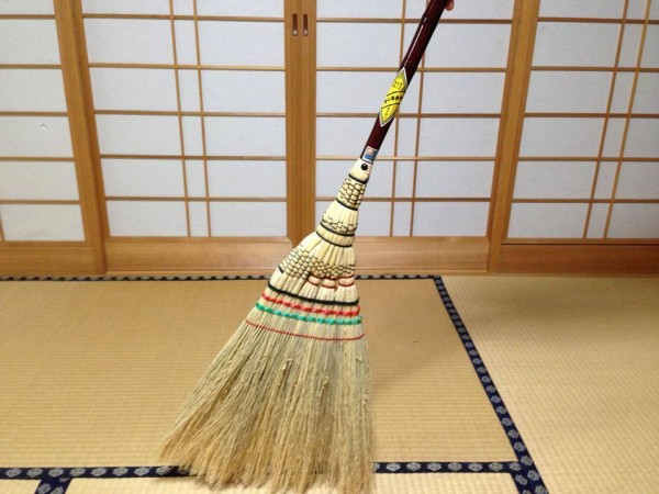 宇都宮大学 鹿沼でほうき草を作る会5