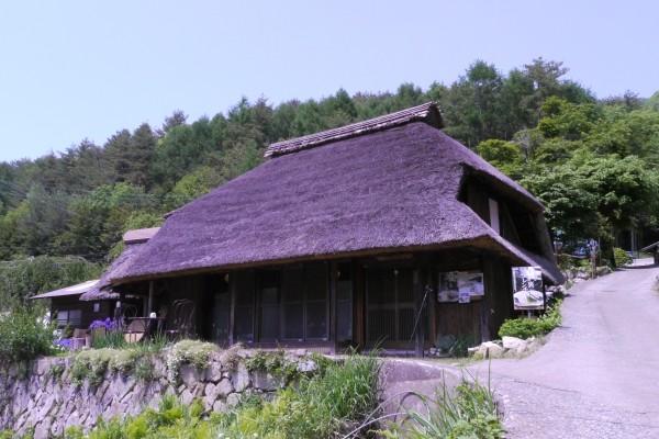 芦川ぷらす 古民家
