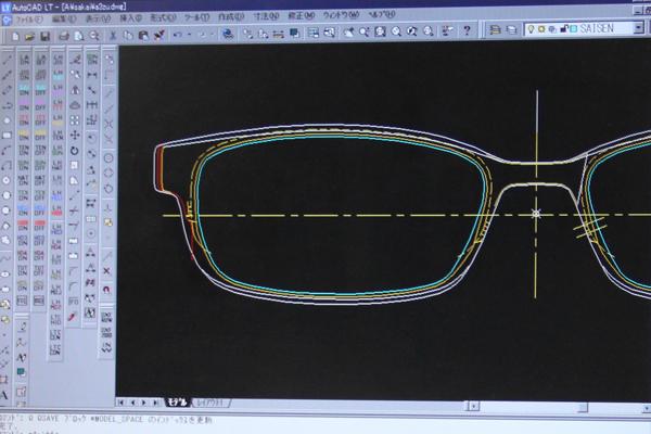 鯖江 めがね 眼鏡 メガネ メタル フレーム めがねの聖地
